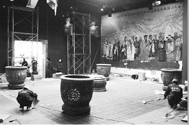 世博会网上安徽馆建设完毕 开幕时将正式发布