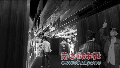 非常识解读深圳馆 梦工厂大芬村出征上海世博