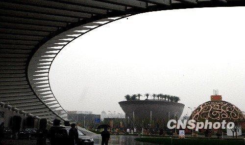 上海世博园区太阳能总装机量可达4700千瓦