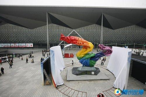 上海世博会今迎首场试运行 全面检验八年筹办