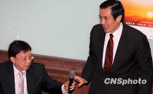 刘兆玄赴大陆出席世博活动 台当局决议许可