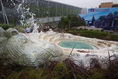 新西兰馆世博故事:诠释城市与自然和谐相处