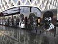 高清:世博园展馆秀 外国馆各放异彩