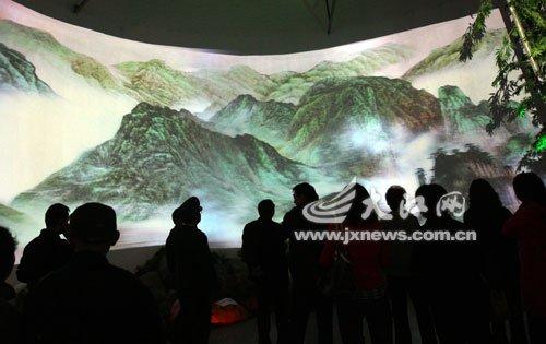 江西馆活动分23个时段 300艺人将与观众互动