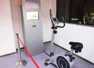 会发电的健身自行车