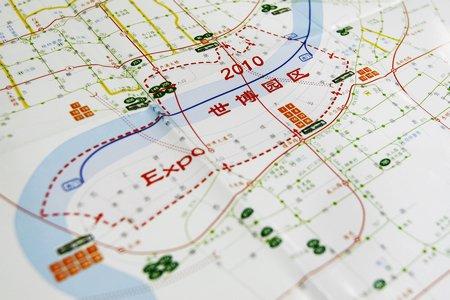 学生手绘世博地图获奖 测绘管理部门却要罚款