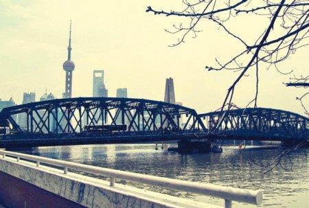 淮海路是上海的骨子 外滩是上海的面子(图)
