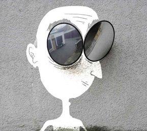 国外奇异PS创意 用另类眼光看街景