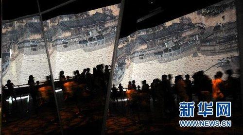 中国馆馆长:中国馆将以更优质服务迎接参观者