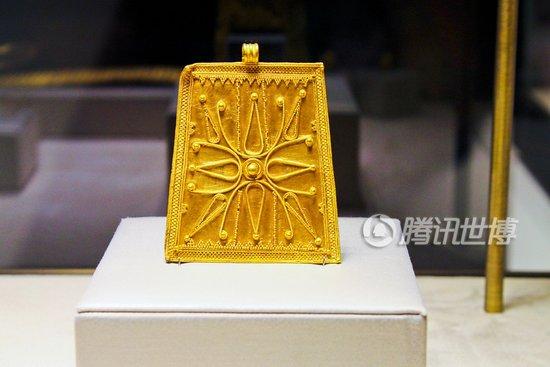意大利馆展珍贵珠宝 诠释古今手工艺精粹