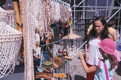 葡萄牙卡斯凯什迎来海洋节