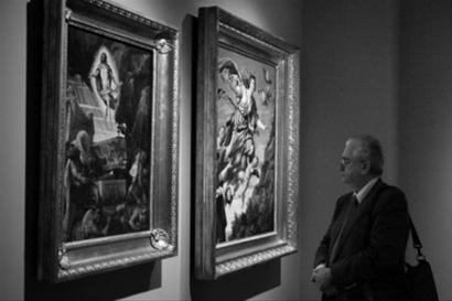 上海博物馆迎俄罗斯四位君主统治期间艺术展