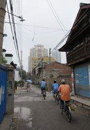 南京日记三  披上历史文化的外衣