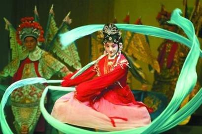 异域歌舞经典回顾 最后一周世博演出精彩不减