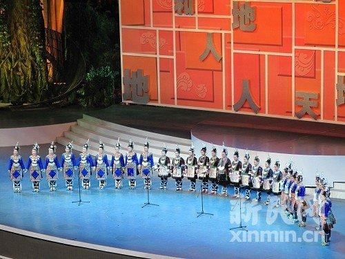 亲民·节俭·环保 上海世博会开幕式别样精彩