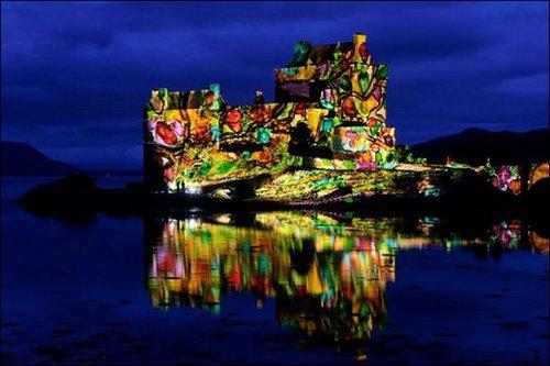 瑞士馆推灯光秀 梦幻图案将照亮外滩卢浦大桥