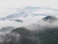 高清:南岳衡山出现云海奇观 恍如仙境