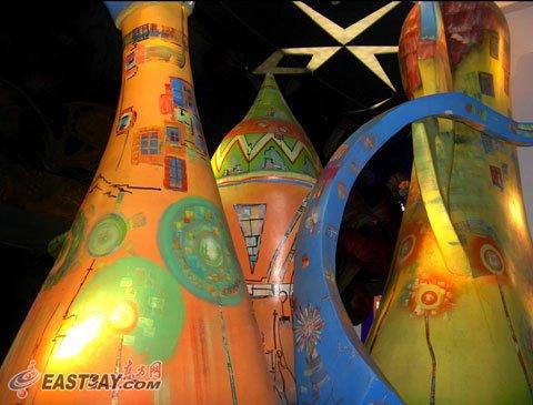世博会儿童必踩地:穿梭最美的童话之城