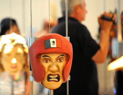 图文:探秘墨西哥馆 40个面具揭秘墨西哥生活