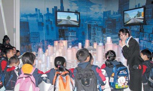 世博园浦西片区最适合儿童玩的场馆