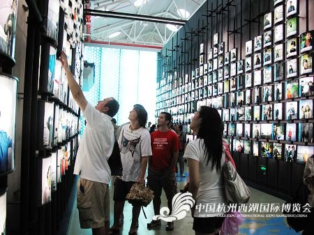 杭州案例馆解读城市传承 极具人气受游客青睐