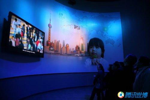 DE片区游览:企业馆到城市最佳实践区看未来