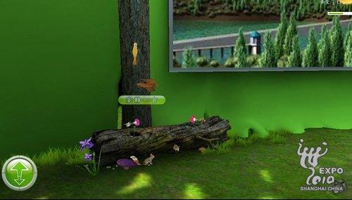 网上吉林馆:动植物奏长白之音 做主角演电影