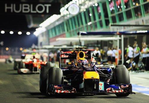 新加坡馆今晚邀游客看F1 游客可参与幸运抽奖