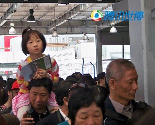 世博游成亲子游最大热门 7、8月将现客流高峰