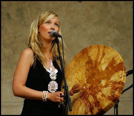 瑞典国宝级音乐人索菲娅雅诺克将放歌世博(图)
