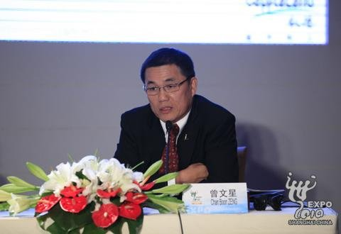 凯德置地中国区首席开发运营官、凯德置地华东区区域总经理曾文星