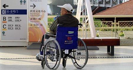 世博局再获赠500辆轮椅 租借率高供不应求