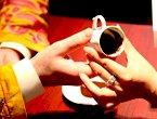 高清:世博园内神奇占卜 土耳其咖啡灵异乍现