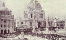 1893年芝加哥世博会:美国崛起