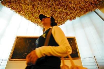 意大利馆麦田屋顶让游客领略意式饮食文化