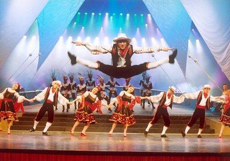 世博组织方19项大型演出活动