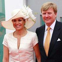 迎荷兰国家馆日 王储携王妃亮相世博园