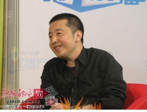 著名导演贾樟柯:世博是上海新生命的转折