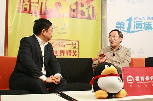 葛剑雄评说上海百年史 倡导城市更新保护并举