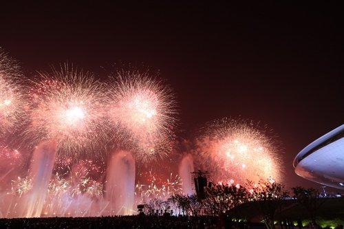 上海世博会开幕式十大亮点