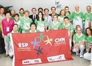 外国志愿者:中国人太热情