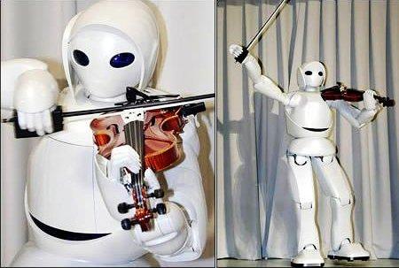 日本馆:机器人,老人护理替代者