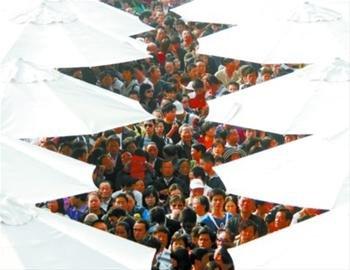 世博组织者再次提醒:最后两天现场不售换票