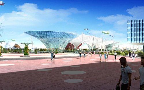 上海世博将成史上首个以城市为主题的世博会