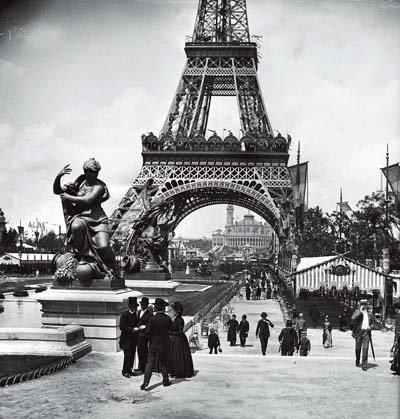 世博会与工业文明160年 创造成果的辉煌展示