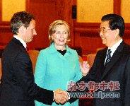 5月盛宴:中国外交更加积极主动