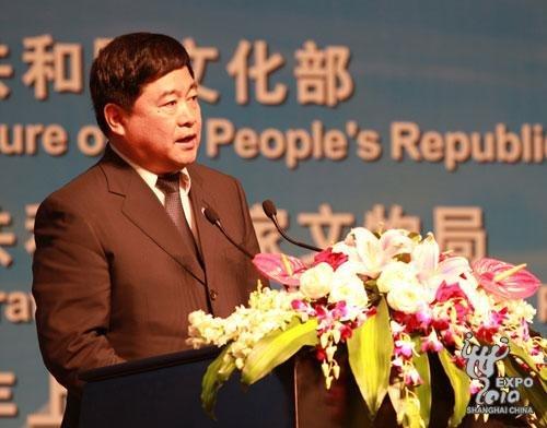 中国国家文物局局长:文化遗产让城市更美好