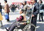 有轮椅可走无障碍通道入园