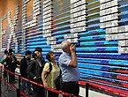 组图:光影纪录世博上海馆的精彩每一天