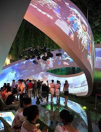 世博会湖南馆将整体拍卖 湘人呼吁回归本土